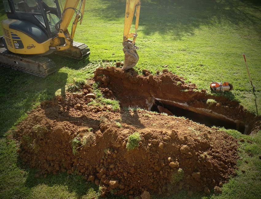 Septic Tank Excavation Rockland County NY